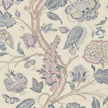 Обои Zoffany | Коллекция Jaipur Wallpapers Kalamkari