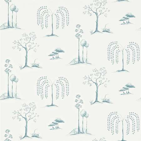 Обои Sanderson | Коллекция Chika Wallpapers Willow Tree