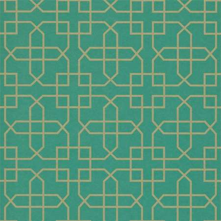 Обои Sanderson | Коллекция Options 10 Wallpapers Siam Trellis