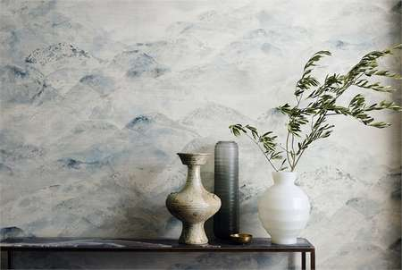 Обои Zoffany | Коллекция Akaishi Wallcoverings