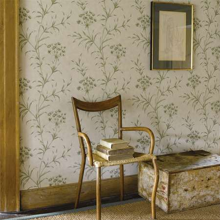 Обои Zoffany | Коллекция Papered Walls Agapanthus