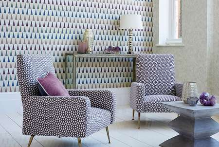 Ткани Harlequin | Коллекция Viscano Upholsteries