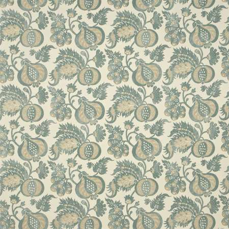 Ткани Sanderson | Коллекция Pemberley Prints China Blue