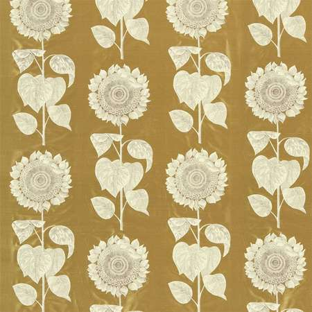 Ткани Sanderson | Коллекция Vintage Palladio Sunflower