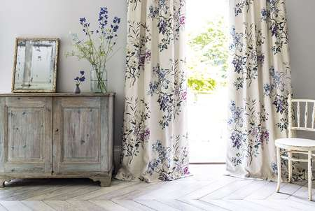 Ткани Sanderson | Коллекция Waterperry Fabrics
