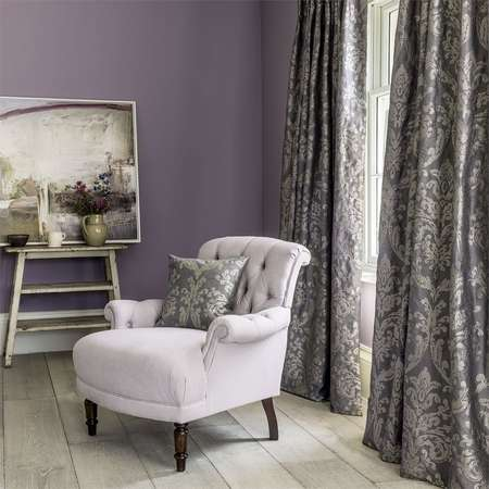 Ткани Sanderson | Коллекция Waterperry Fabrics Riverside Damask