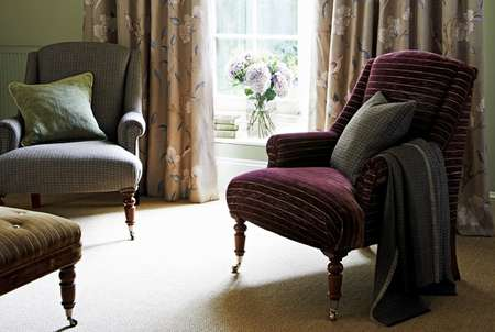 Ткани Zoffany | Коллекция Town and Country Weaves