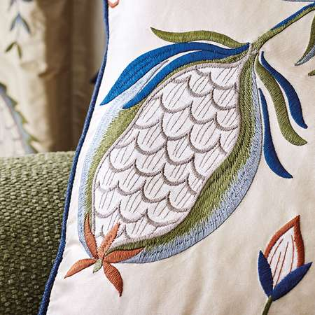 Ткани Zoffany | Коллекция Winterbourne Prints and Embroideries Pomegranate Tree