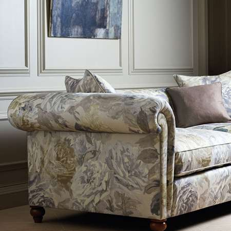 Ткани Zoffany | Коллекция Winterbourne Prints and Embroideries Rose Absolute