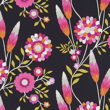 Ткани Harlequin | Коллекция All About Me Fabrics Funky Flowers