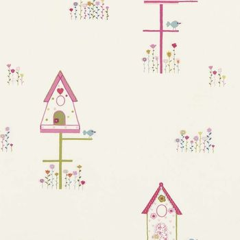 Ткани Harlequin | Коллекция All About Me Fabrics Home Tweet Home