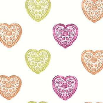 Ткани Harlequin | Коллекция All About Me Fabrics Sweet Heart