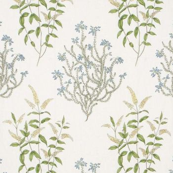 Ткани Sanderson | Коллекция Parchment Flowers Peveril