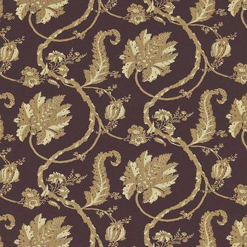 Ткани Zoffany | Коллекция Damasco Antico Winterthur Leaf