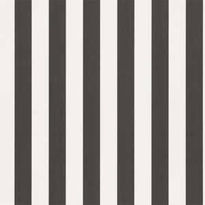 Обои Mimi Stripe Black White 110513