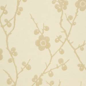 Обои Blossom Pale Coffee and Neutral 75304