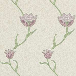 Обои Garden Tulip Artichoke Heather 210393
