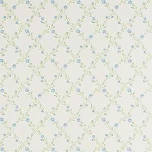 Обои Forget Me Not Ivory China Blue 211700