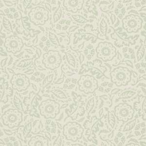 Обои Floral Damask Green 213620