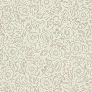 Обои Floral Damask Silver 213619