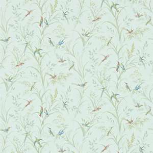 Обои Tuileries Sage Multi 214082