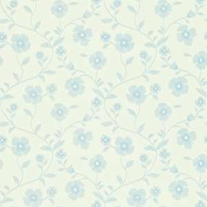 Обои Sabine Ivory China Blue 212003