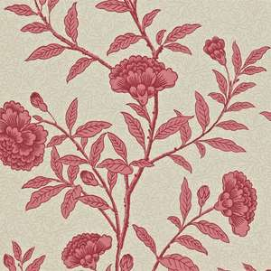 Обои Chinese Peony Red Orchid 212137