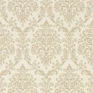 Обои Riverside Damask Cream Gold 216288