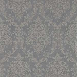 Обои Riverside Damask Steel Silver 216291