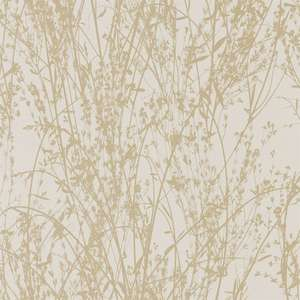 Обои Meadow Canvas Wheat Cream 215697