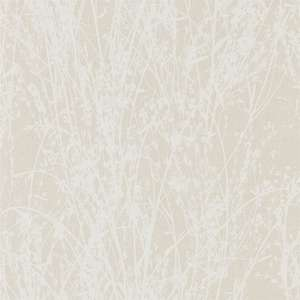 Обои Meadow Canvas White Parchment 215695