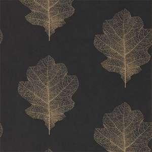 Обои Oak Filigree Charcoal Bronze 215700