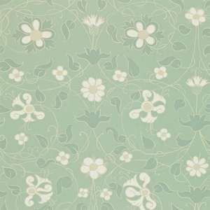 Обои Mille Fleurs Norsk Blue 310441