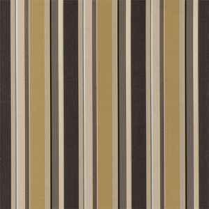 Ткань Bella Stripe Charcoal Pewter Gold and Neutral 4860