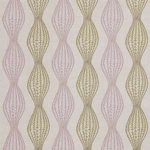 Ткань Betula Light Olive Soft Lilac and Neutral 8123