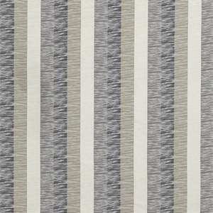 Ткань Corvini Stripe Charcoal Cappuccino and Neutral 8132