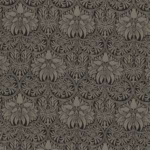 Ткань Crown Imperial Black Linen 230292