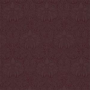 Ткань Crown Imperial Claret Bullrush 230294