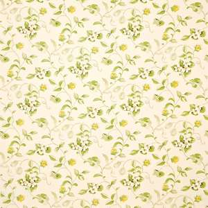 Ткань Orchard Blossom Lemon Green DAPGOR202