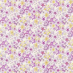 Ткань Starflowers Berry Multi 222714