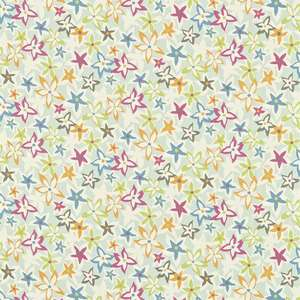 Ткань Starflowers Eggshell Multi 222713