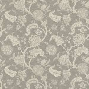 Ткань Palampore Weave Weave Silver Neutral 233610