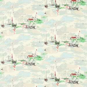 Ткань Sail Away Sea Green 224341