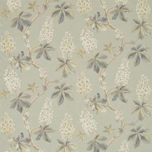 Ткань Chestnut Tree Grey Blue Sage 225513