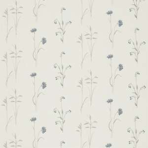 Ткань Meadow Grasses Cobalt Chalk 235604