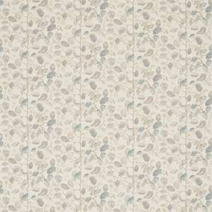 Ткань Woodland Berries Grey Silver 225531