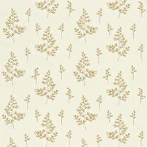 Ткань Gingko Fern Linen 330012