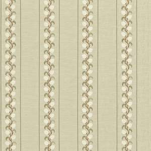 Ткань Broidery Trail Calico Green PER02001