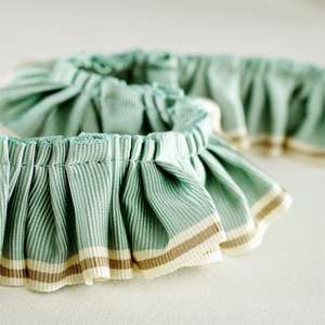 Аксессуары Pleated Ruffle Duckegg Ecru 232253
