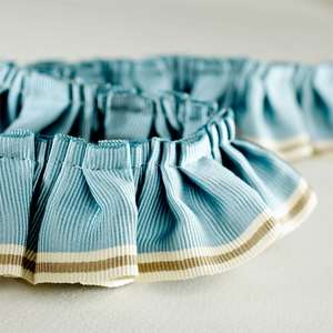 Аксессуары Pleated Ruffle Sky Ecru 232254